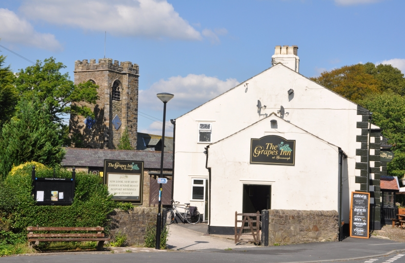 The Grapes Inn, Goosnargh